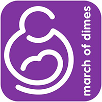 March of Dimes Logo Sample