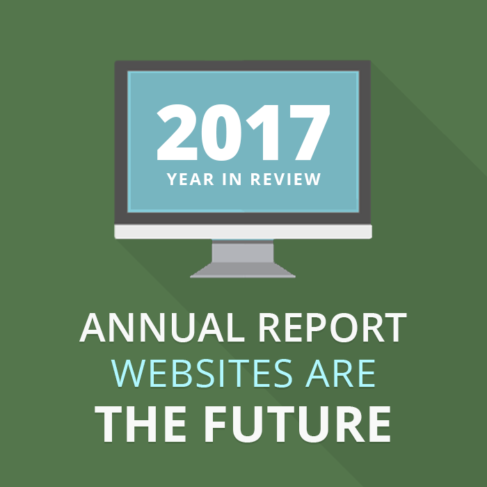 Rootid's Top Annual Report Website Examples